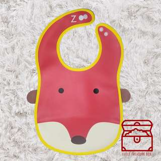 Fox Animal bib