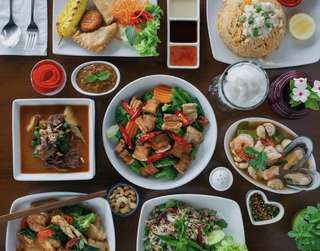 Thai foods delivery in Sydney