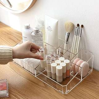 2 Colors Available Dazzling Top Series Makeup Organizer