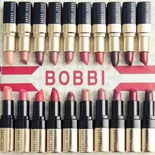 💰180/支 全系列!!Bobbi Brown luxe lip color金管口紅 色號如下: 10 18 20 21 28 29