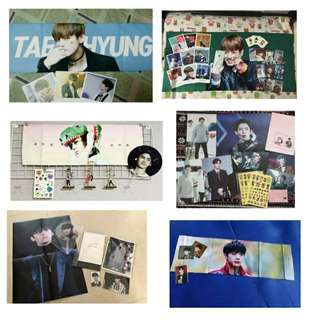 【HELPING】FANSITE GOODS