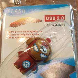 Ironman Flash USB 2.0 64GB