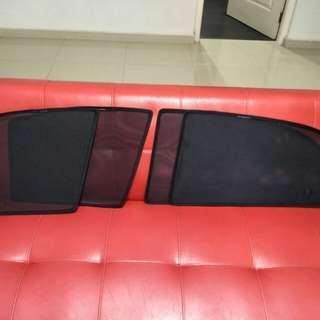 Toyota Altis 4pcs sun shade