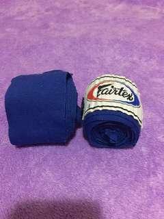Blue Handwrap