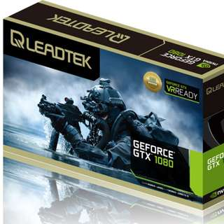 Leadtek WinFast GTX 1080 HURRICANE OC Graphics Card