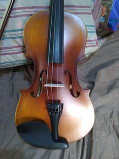 Crescent Violin Matte Finish