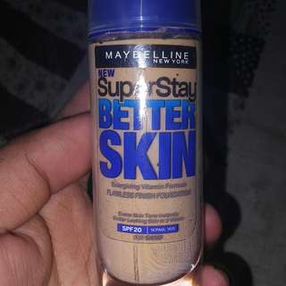 MAYBELLINE Liquid Foundation