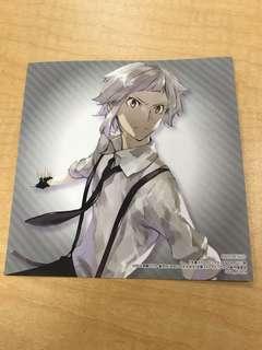 Atsushi dead Apple manga photocard