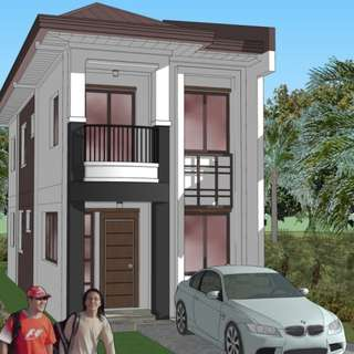 House and Lot near Commonwealth Avenue, Single Attached East Fairview Quezon City
