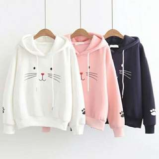 BD HODIE CUTE RABBIT 57.000 MATERIAL BABYTERY, FIT TO  mk
