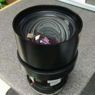 """USED - 2 Short Throw Projector Lens LNS-W21 (0.8) Sold """"As Is"""" fit  Panasonic PT-EX610 & other Projector models."""