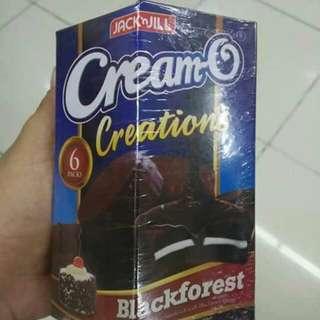 Cream-O Creation