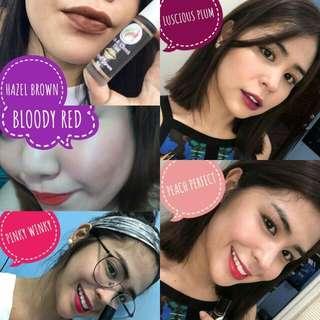 Allure Essentials lip and cheek tint