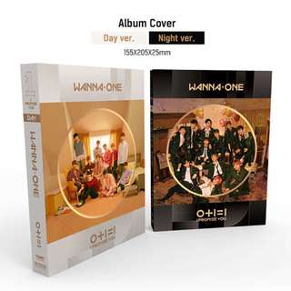 [PO] WANNA ONE 2nd Mini Album '0+1=1 I Promise You'