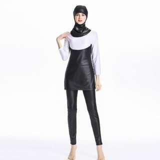 Muslimah swimwear turban preorder