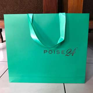 Poise24 paperbag 5pcs