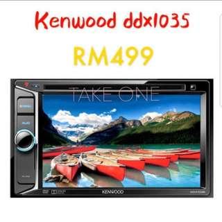 Kenwood DDX1035