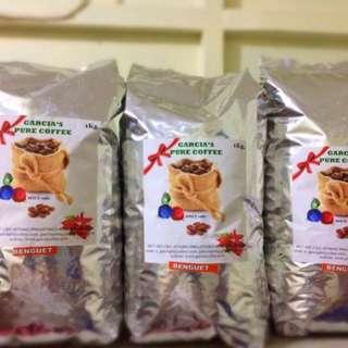 Benguet Coffee Whole Beans