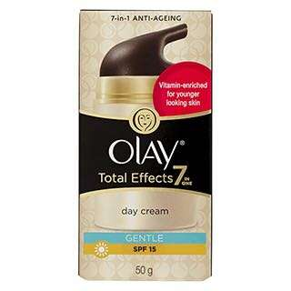 Olay Total Effects 7-in-1 Day Cream Gentle SPF 15 50g