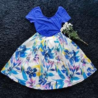 Flora Flare Skirt