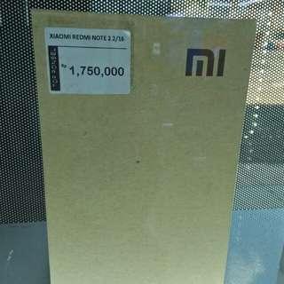 Xiaomi Redmi note 2 2/16 Bisa Kredit Tanpa Kartu Kredit