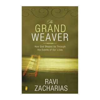 [eBook] The Grand Weaver - Ravi Zacharias