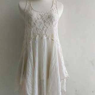 Preloved See Thru Dress