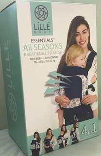 Lille Baby Carrier All Seasons Essentials