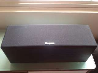 Rogers C33 center speaker