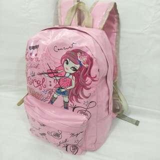 Used bagpack