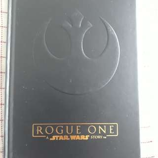 Rogue one star war diary