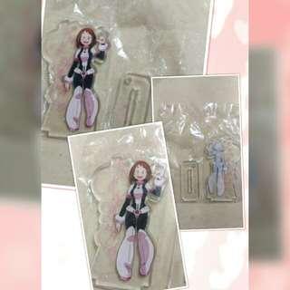 Anime keychain figure
