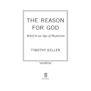 [eBook] The Reason for God - Timothy Keller