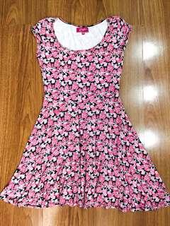 Candie's (Floral Flowy Dress)