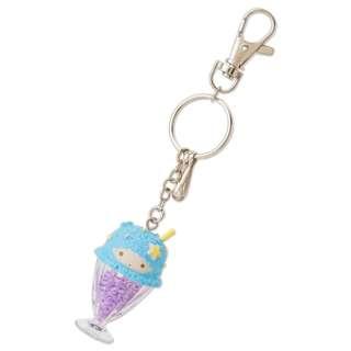 Japan Sanrio Little Twin Stars Soda Float Key Holder