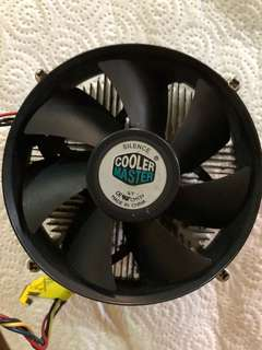 Cooler Master Cpu Fan socket Lga 775