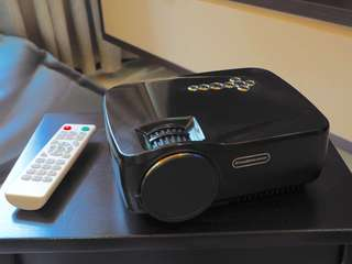 Simplebeamer Home Theatre Projector