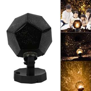 Romantic Astro Star Sky Projection Cosmos Night Light Lamp