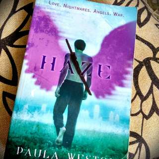 HAZE by PAULA WESTON