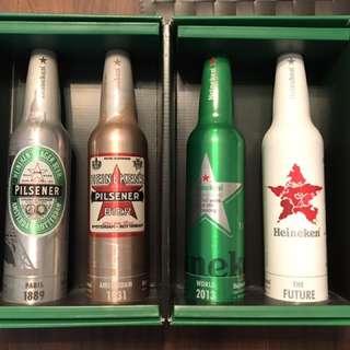 海尼根 40年紀念瓶 空瓶 Heniken 收藏品 限郵寄或面交