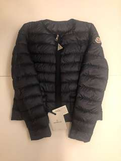Moncler Down Jacket Navy
