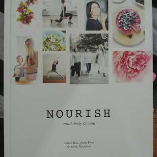 Nourish - Mind Body & Soul