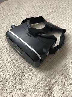Virtual headset