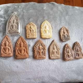 Phra Khun Paen, Thai Amulet