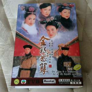 Clearance Sale: Hongkong Drama DVD (Episode 30)