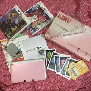 NINTENDO 3DS XL (PINK)