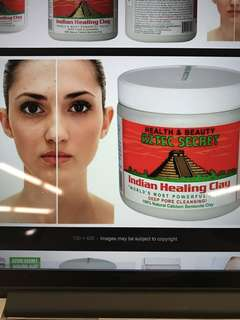$18 AZTEC SECRET HEALING CLAY PO!!