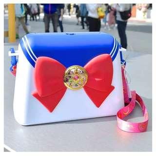 大阪環球影城-美少女戰士週邊代購-月光仙子爆米花桶
