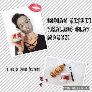 $18!! Aztec Secret Indian Healing Clay PREORDER (1 LB)