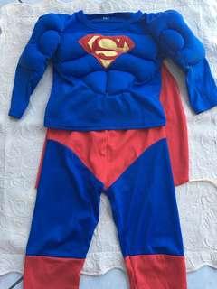 Superman Muscle Costume
